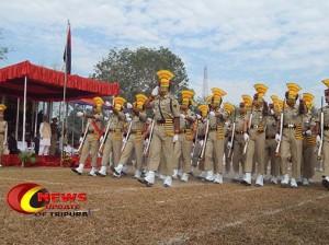 Police Parade- (4)