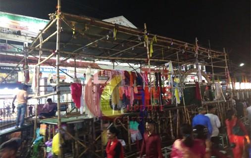 শুক্রবার রাজধানীতে প্রথমবারের মতো অনুষ্ঠিত হচ্ছে পূজো কার্নিভ্যাল 'মায়ের বিদায় ২০১৯'